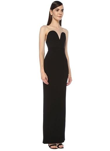 Solace London Elbise Siyah
